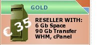Reseller GOLD